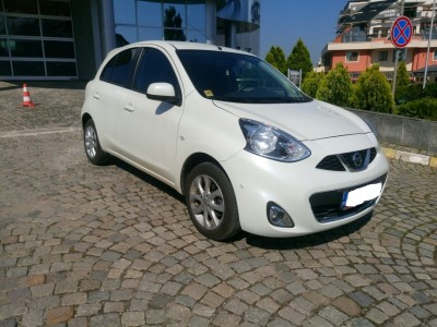 Nissan Micra 1.6 Automatic